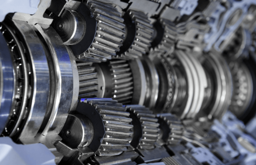 auto transmission gears