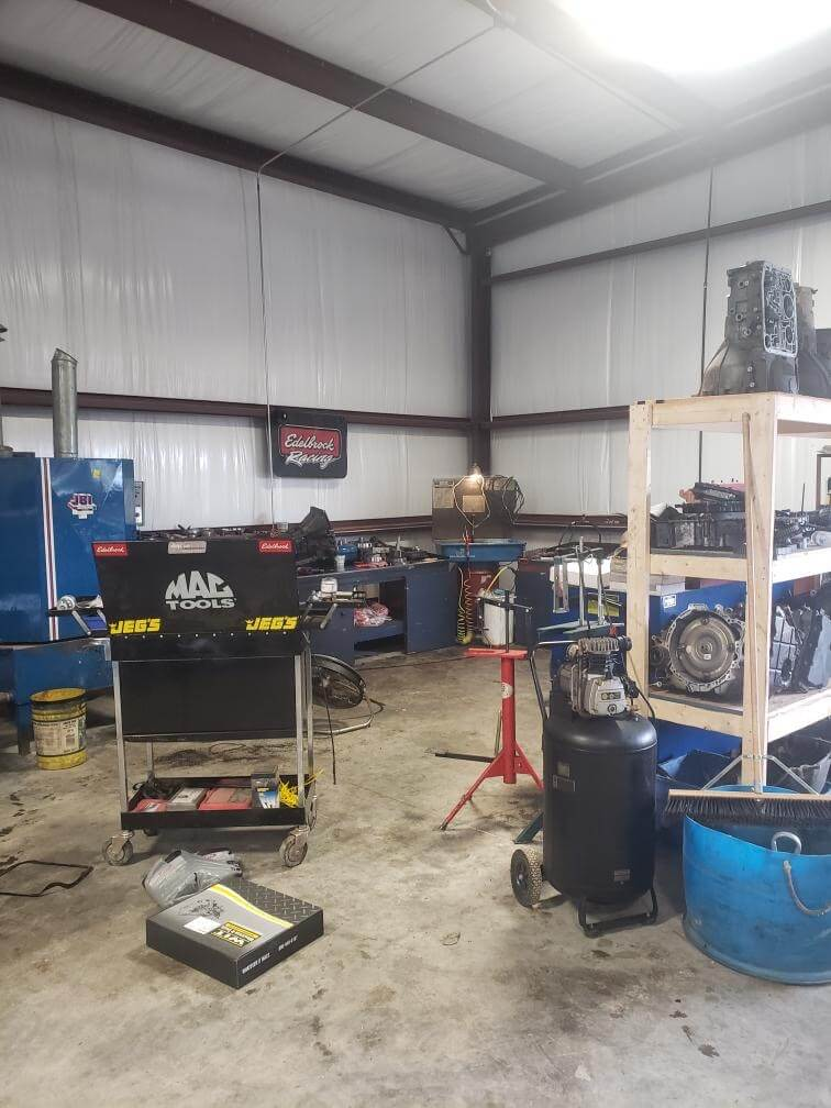 A-1 Transmission repair shop in Rogers AR