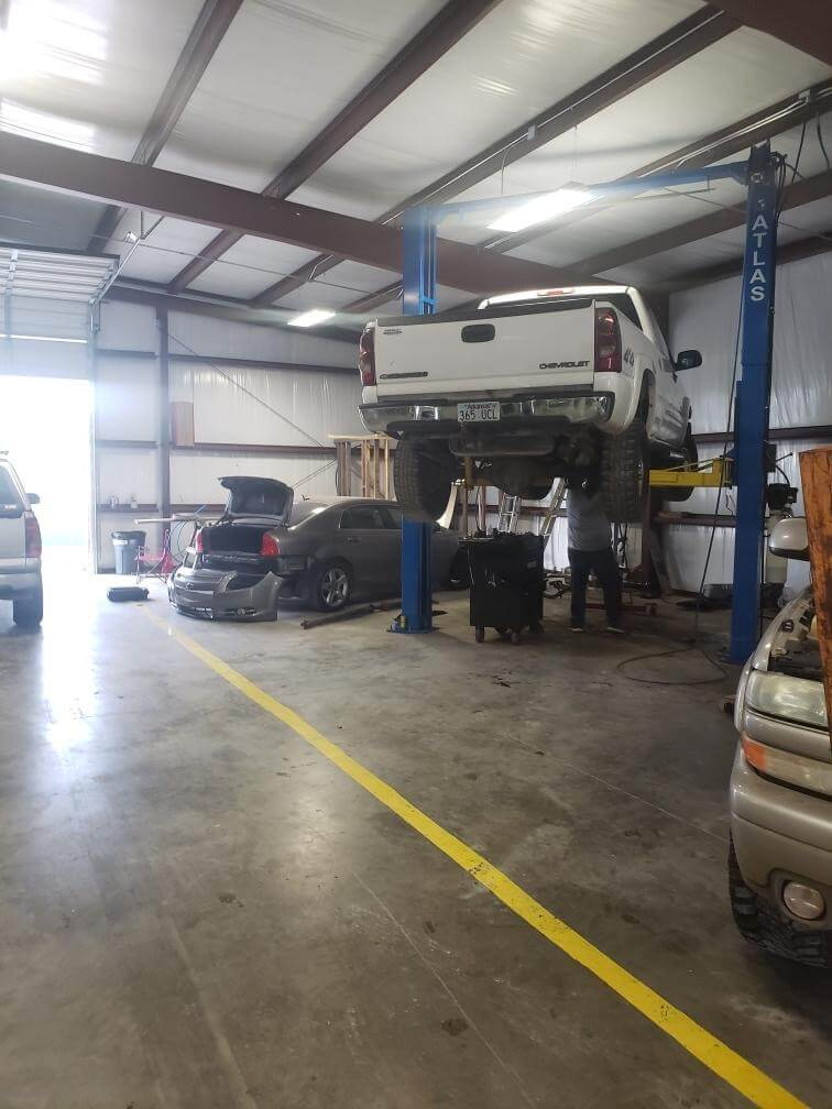 transmission repair shop rogers arkansas